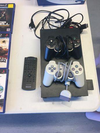 Playstation 2 komplet