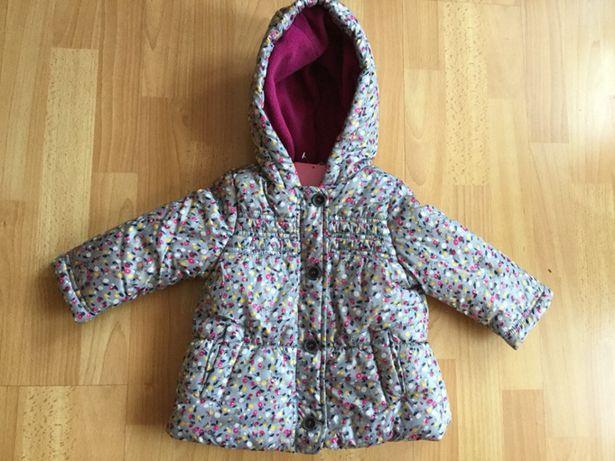 Nowa kurteczka zimowa dla dziewczynki