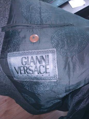Marynarka  meska Gianni Versace Man Jacket Blazer. Rozmiar 54.