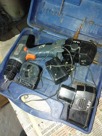 Шуруповерт энергомаш, аккумуляторный Дрель электро 18w втт