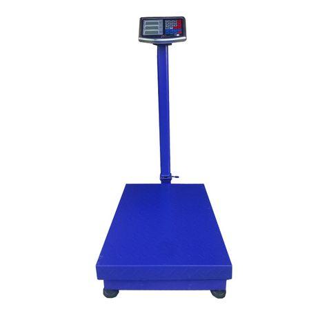 Электронные весы 300кг, усиленная платформа 60х45см. Новые