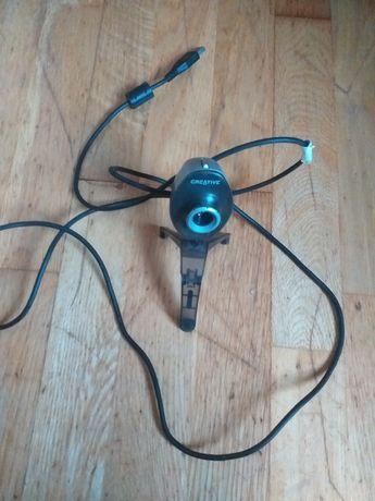 Webcam Creative com USB
