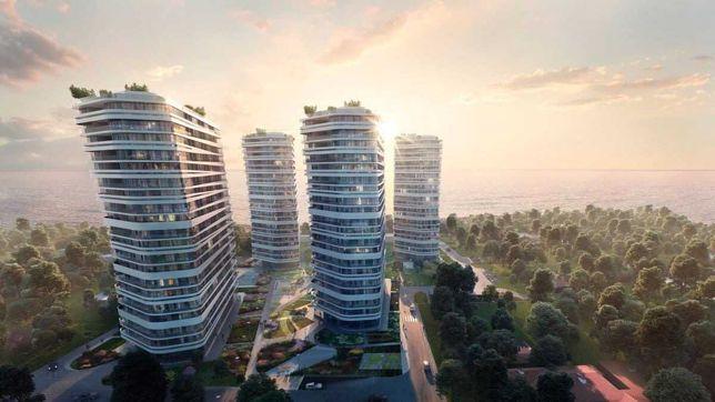 Апартаменты с лучшей локацией в Одессе! 81 метр