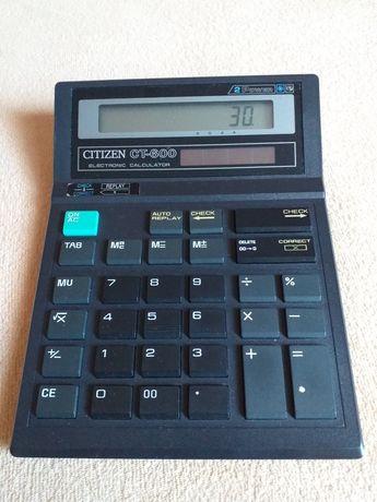 Kalkulator Citizen CT 600 +Gratis