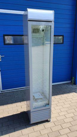 Lodówka FRIGOGLASS Flex 130 HC Nowa witryna chłodnicza Slim Wąska