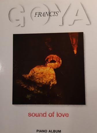 Francis Goya WINYL  Sound of love piano album