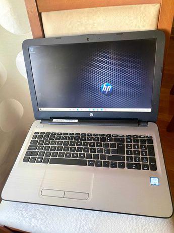 """Portatil HP 250 G5 15.6""""/i5-6Geracao/8Gb Ram/Ssd 250Gb/Bateria Nova"""