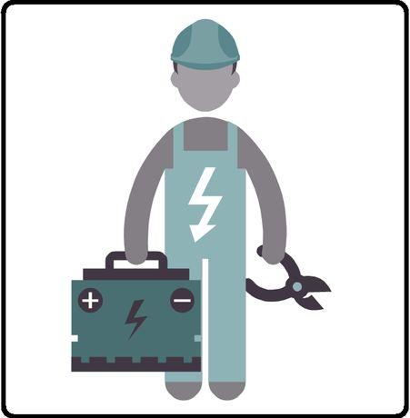 Instalacje elektryczne, Przyłącza, Pomiary, Odbiory - ELEKTRYK