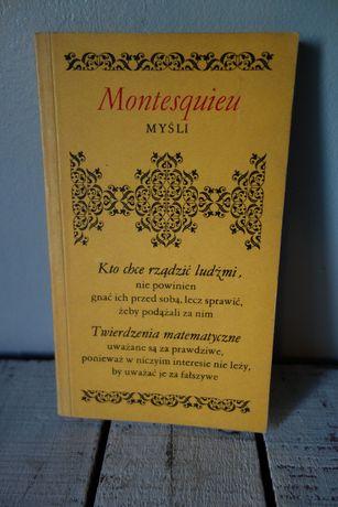 Montesquieu Mysli