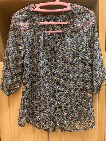 Б/у Блузка кофта рубашка