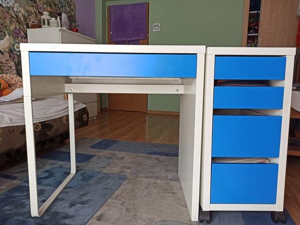 Biurko dla dziecka + komoda