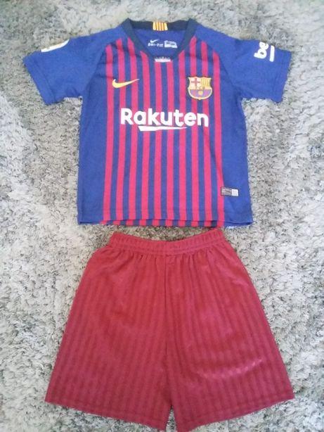 Футбольная форма Nike Barcelona