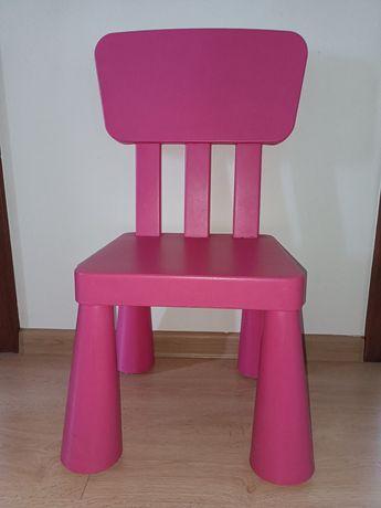 Krzesło dziecięce ikea
