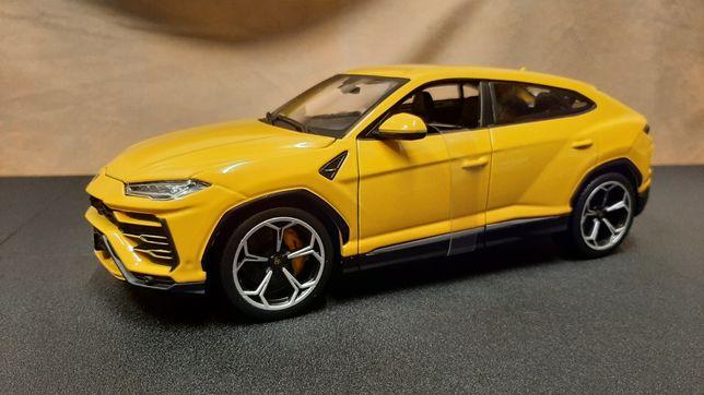Miniatura Lamborghini Urus - escala 1/20 - Burago