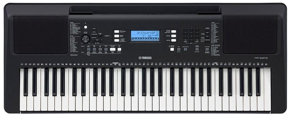 Yamaha PSR E373 - świetny keyboard do nauki Toruń - image 1