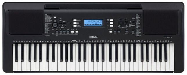 Yamaha PSR E373 - świetny keyboard do nauki