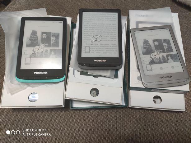 Продам pocketbook 627 lux4