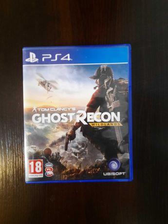 Sprzedam Ghost Recon wildlands Ps4