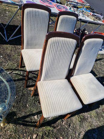 OKAZJA!!! Komplet 4 krzeseł