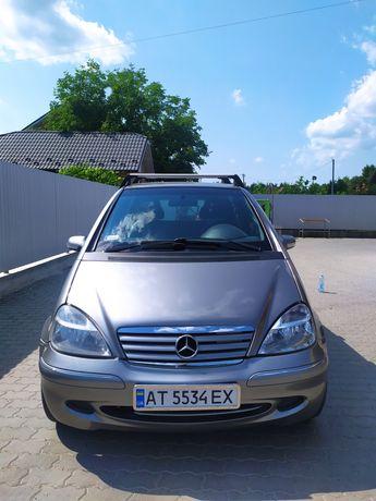 Mercedes a170 long w168 мерседес а клас