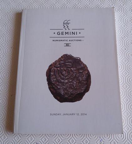 28821#Livro/catálogo de Leilão moedas Romanas em Inglês