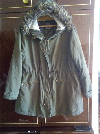 Женская куртка размер 50-52