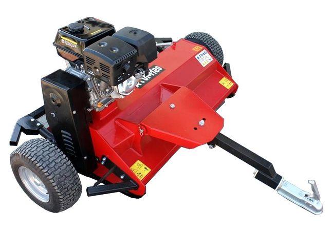 Kosiarka bijakowa spalinowa do QUADA ATVM120 silnik Lifan zaczep kulow