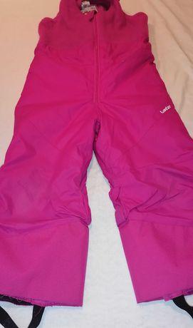 Spodnie narciarskie 3-4 lata (91-104 cm)
