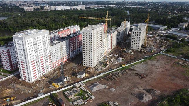 Продам 1 кімнатну квартиру 38м2 в новобудові ЖК Гидропарк