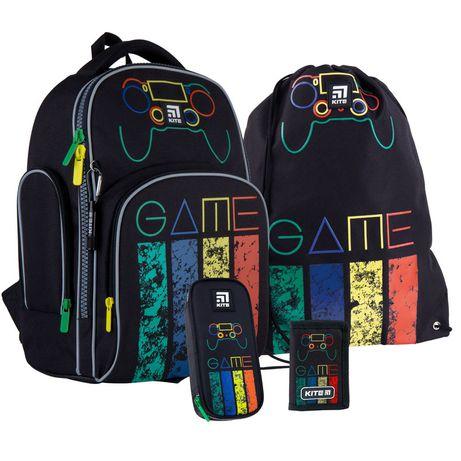 Набір set_k21-706m-1рюкзак + пенал + сумка для взуття+ гам. Kite