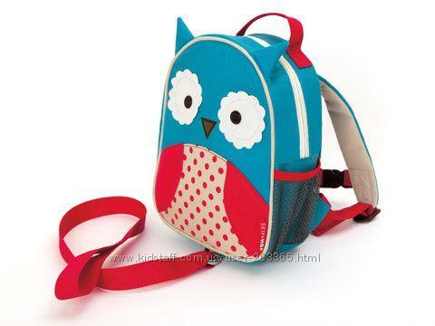 Рюкзак Skip Hop Zoo Backpack Скип Хоп с поводком