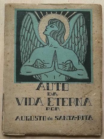 auto da vida eterna, augusto de santa-rita