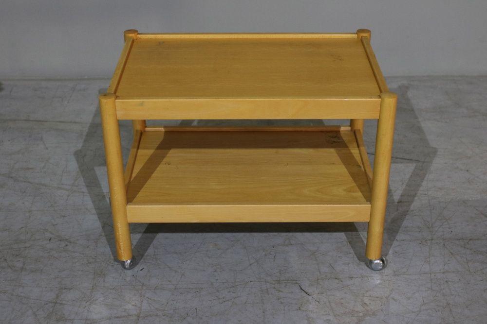 Mesa de apoio nórdica em faia| Table design| Escandinavo| Vintage Balazar - imagem 1