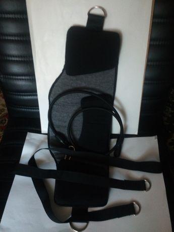 Портативный, подвесной гамак шеи массажер для мужчин женщин шеи Relaxi
