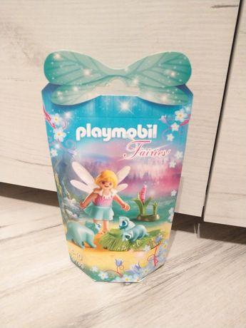Nowy zestaw Playmobil Mała wróżka z szopami 9139