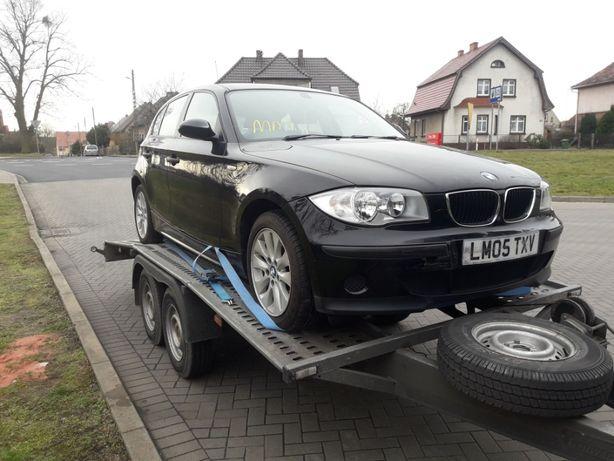 BMW 1 E87 116i N45 Schwarz 2 668 Części