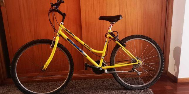 Bicicleta unissexo usada
