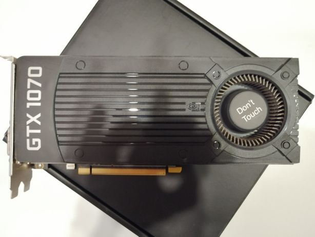 Karta graficzna - Zotac GeForce GTX 1070 BLOWER 8GB GDDR5 BULK