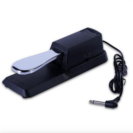 pedal sustain para piano ou teclado - Novo