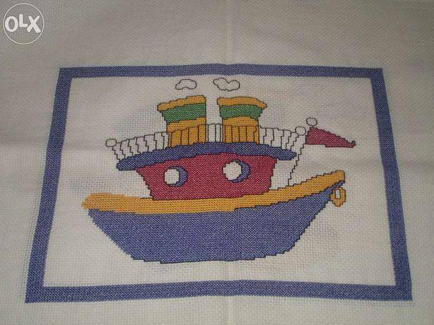Barco em Ponto Cruz