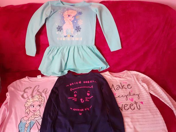 Bluzeczka dla dziewczynki 134 cm