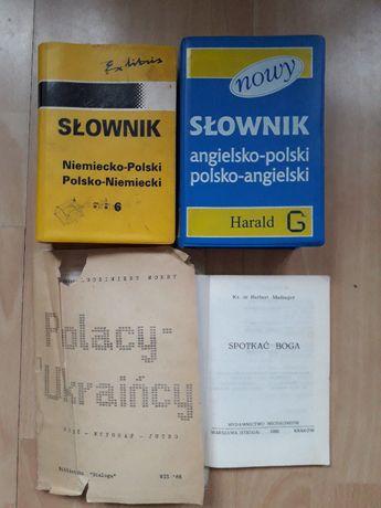 Słownik Niemiecko-Polski, Polsko-Niemiecki.