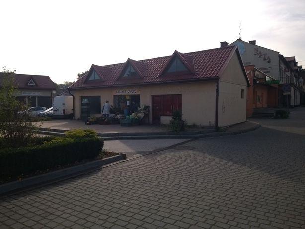 Okazja lokal w samym centrum Libiąża-rynek