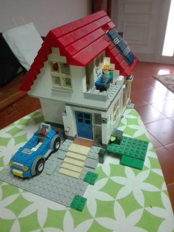 Legos: casa ecológica