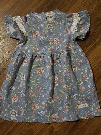 Newbie sukienka rozmiar 86