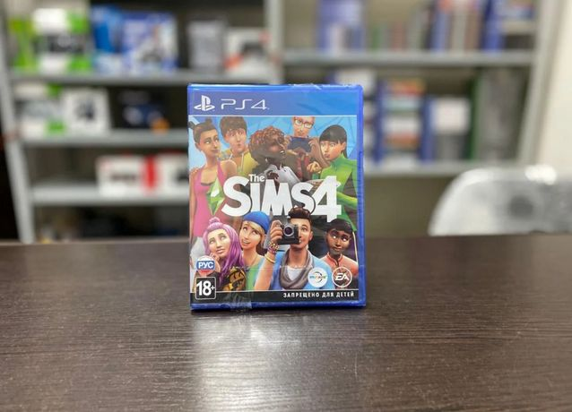 SIMS 4 Симс 4 (PS4)