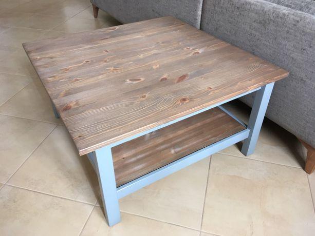 Stolik drewniany 90x90 mm