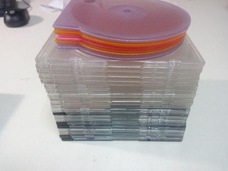 Коробки для дисків