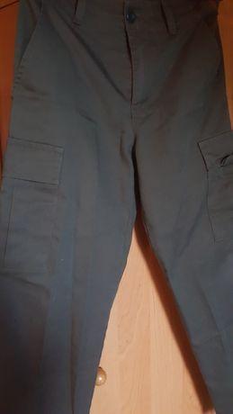 spodnie harcerskie 152