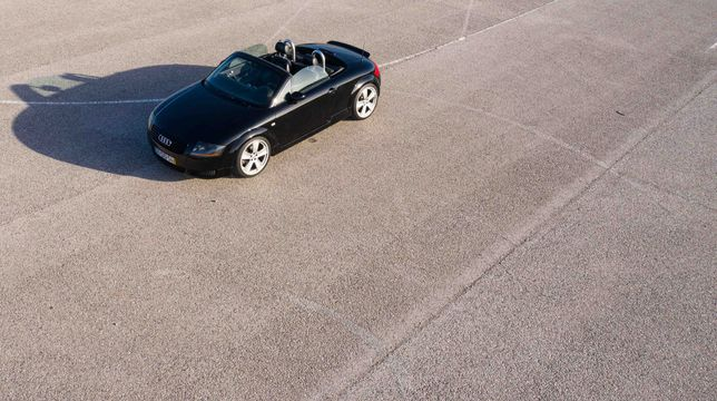 Audi TT Cabrio 2002 1.8T